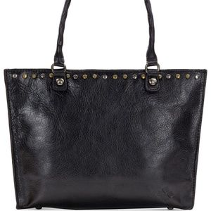 Patricia Nash leather purse With studs